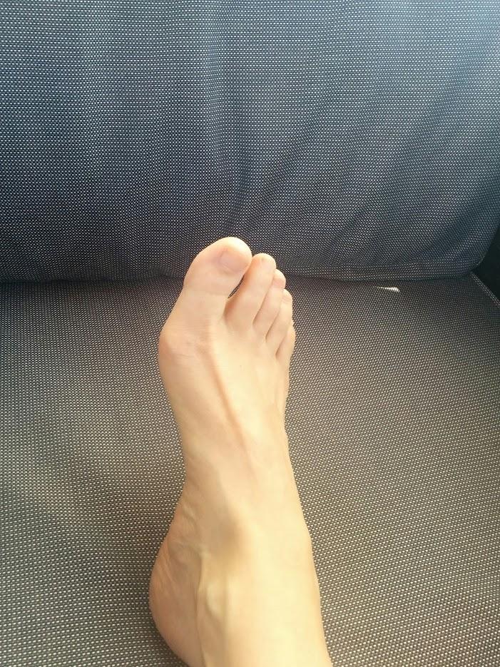 hur lång är en fot